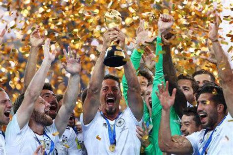 consolati tedeschi in italia conclusa la confederations cup in russia la prima volta