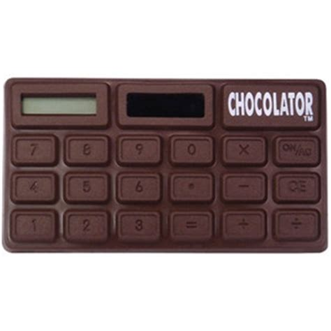 chocolate calculator 17 best images about office products on lobster claws pencil holders and