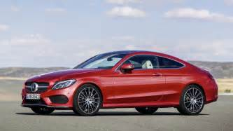 2016 mercedes c class coupe revealed lighter larger