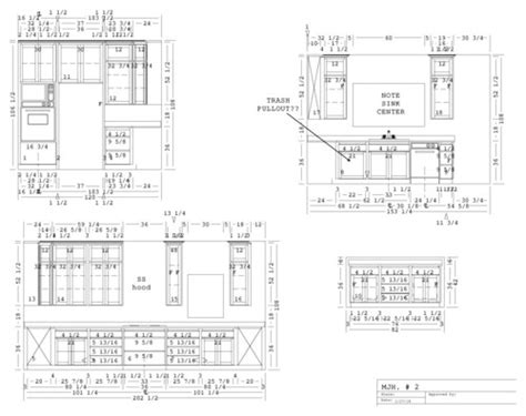 kitchen cabinet layouts kitchen cabinet layout help