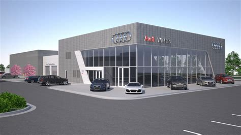 Audi Dealership by Work Starting Next Week On Wichita Luxury Collection S