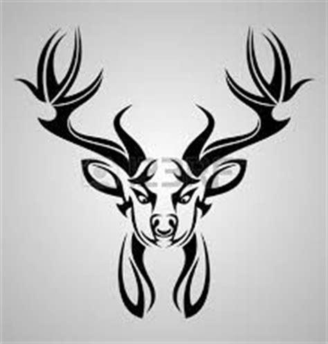 tribal elk tattoo designs deer tribal decal search stencils