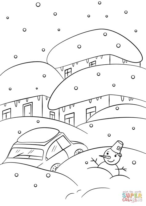 coloring pages weather coloring pages weather