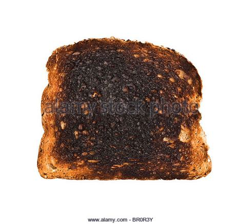 Burnt Toaster burned bread stock photos burned bread stock images alamy
