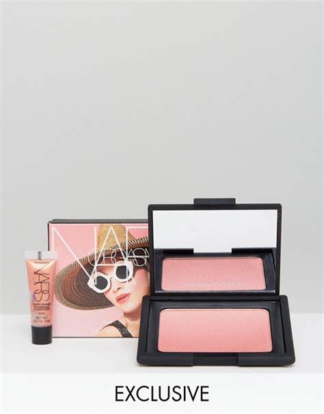 Exclusive Kode Ww Kuas Blush On nars nars asos exclusive blush illuminator set