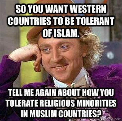 Islam Meme - muslim islam religion of peace jihad sharia law terrorism