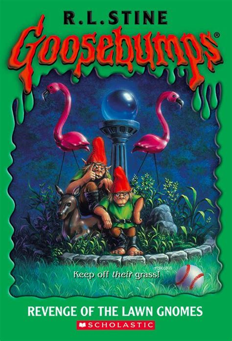pictures of goosebumps books goosebumps of the lawn gnomes goosebumps