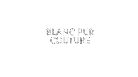 Ysl Blanc Pur Couture yves laurent blanc pur couture