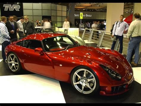 What Is A Tvr Car Tvr Sagaris History Photos On Better Parts Ltd