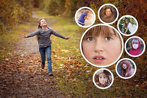 design photo collage photoshop picture editing how to make a circular collage in photoshop