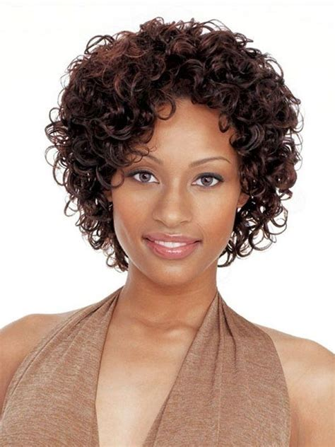 hairstyles for short curly hair pinterest short curly weave hairstyles hair pinterest curly weaves