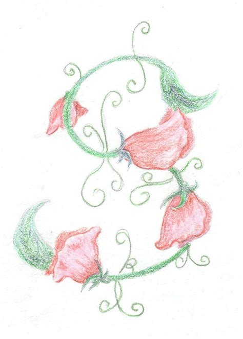 sweet pea flower tattoo designs 1000 images about inspiration on sweet