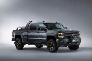chevy silverado black ops concept is the vehicle