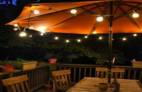 Patio String Lights Ideas Wonderful Patio And Deck Lighting Ideas For Summer Furniture Home Design Ideas