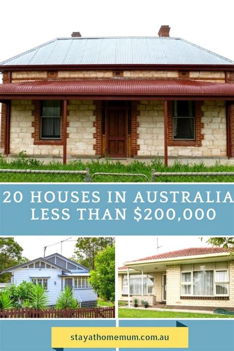 buy houses australia 20 houses in australia less than 200 000