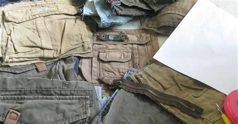 tutorial tas dari celana bekas cara membuat tas selempang dari celana bekas