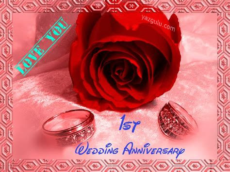 Wedding Anniversary Cards Hd by 1st Marriage Anniversary Wishes Hd Cards