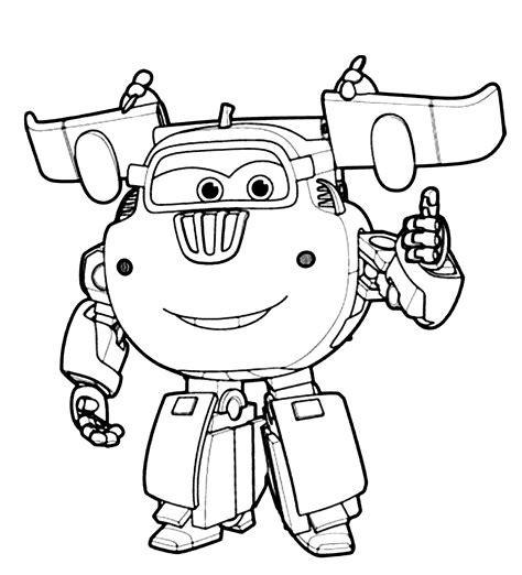 Buku Anak Coloring Robot Gambar Gunting Warnai Mewarnai Gambar Animasi Wings Pesawat Mewarnai Gambar