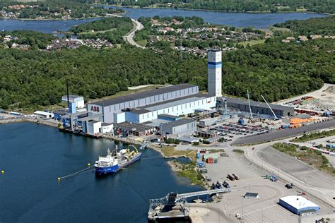 Address In Sweden Search Abb S Cable Factory In Karlskrona Sweden