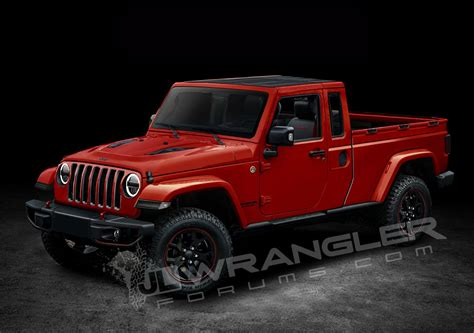 new jeep wrangler truck 2019 jeep wrangler pickup looks scrambler rific in latest