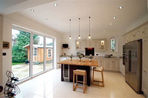 Dining Room Converted To Kitchen After Photo Dining Room Converted Into Kitchen Diner
