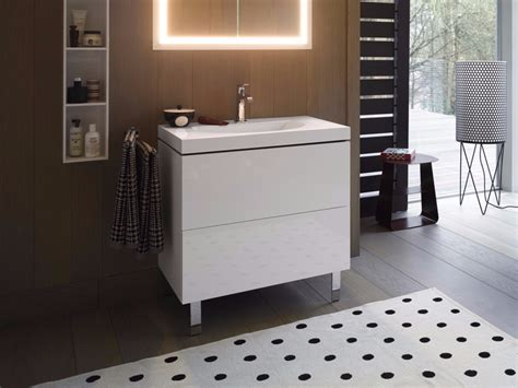 Cube L by L Cube C Bonded Vanity Unit By Duravit Design Christian Werner