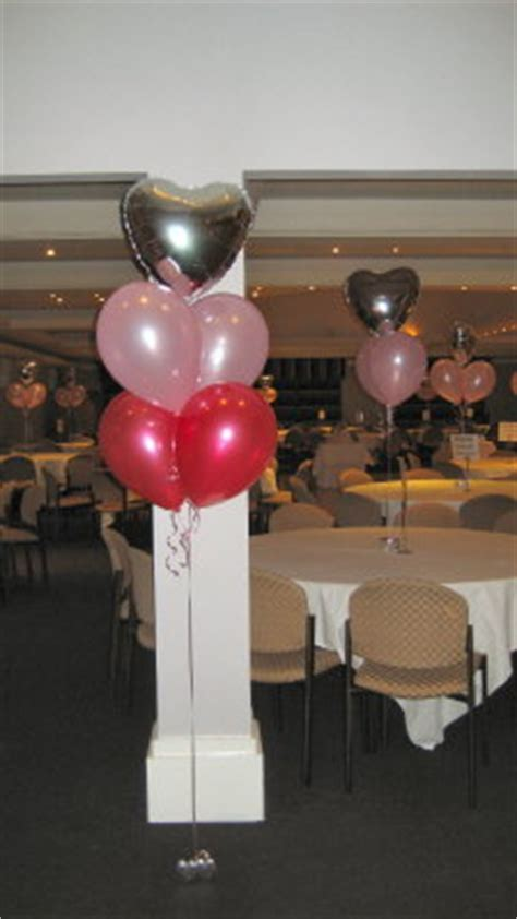 5 Balloon Table Decorations