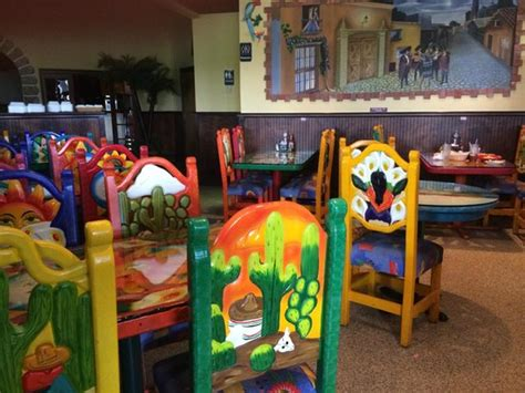 mexican chairs for restaurant the diego rivera inspired back of one of the chairs