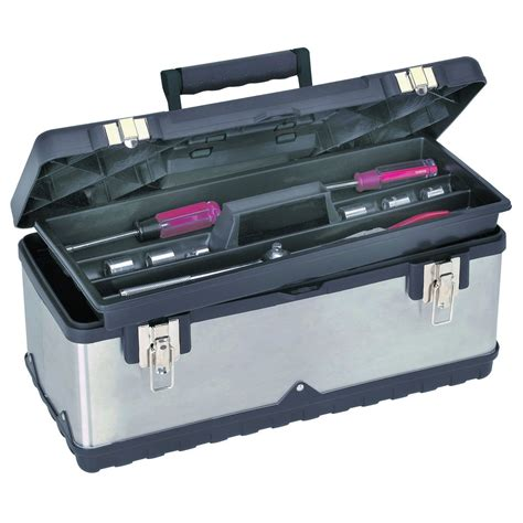 tool box 20 quot stainless steel toolbox
