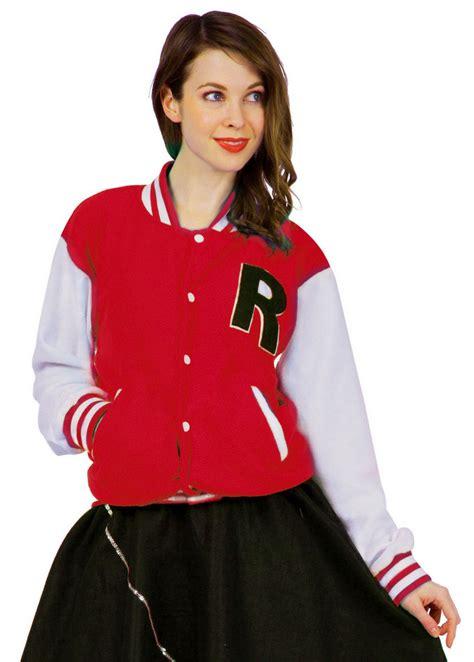 Costume Jacket s letterman jacket costume 50 s costumes