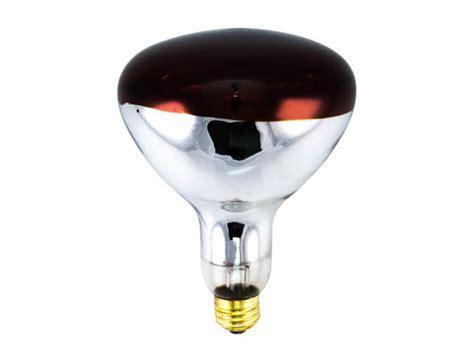 red heat l bulbs 250 watt red heat l light bulb ir pro 250 infrared heat