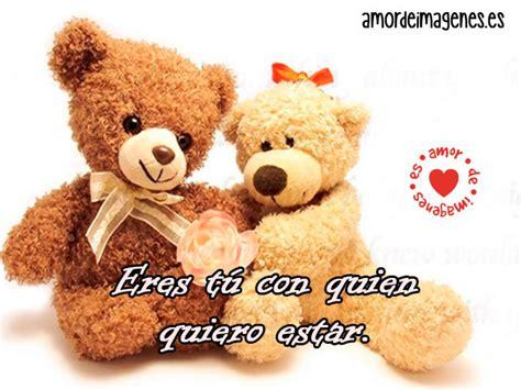 imagenes de amor animadas de osos im 225 genes de ositos con frases de amor