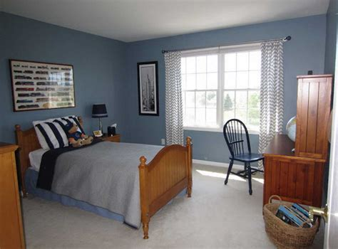 blue wall colors charming boy room paint ideas with blue wall color home