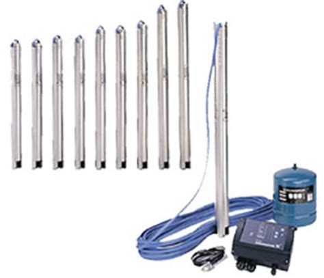 Pompa Celup Lowara submersible water pumps for africa