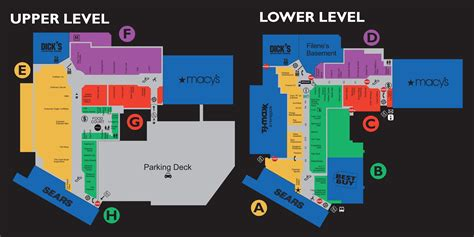 layout of square one mall mall map of square one mall a simon mall saugus ma