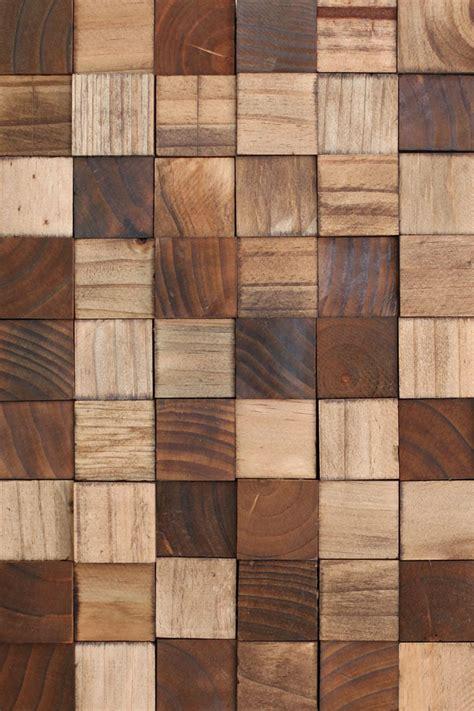 wall of wood wooden mosaic wall art diy a beautiful mess