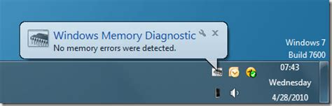 ram diagnostic tool windows 7 troubleshoot ram with windows memory diagnostic tool