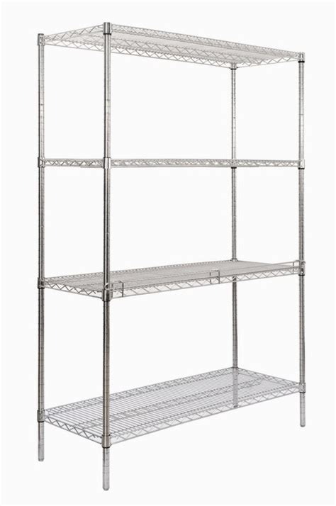china stainless steel wire shelving wire rack ssw01