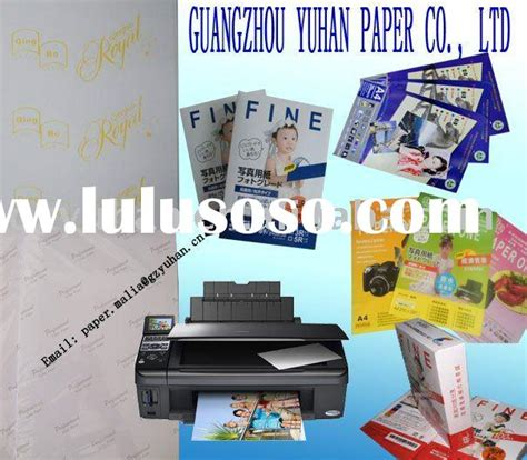 Ink Jet Paper Mitsubishi A4 Dd163 inkjet a4 paper inkjet a4 paper manufacturers in lulusoso