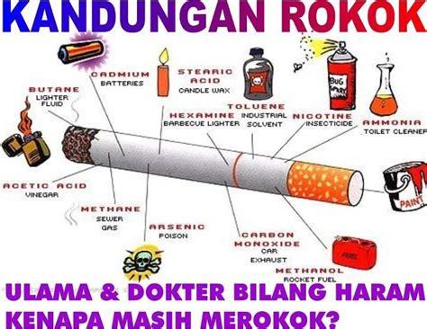masihkah anda mau untuk mengisap rokok setelah menonton ini