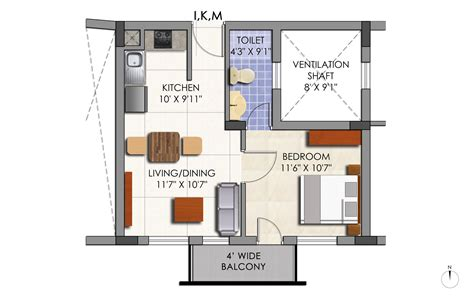 home plan design in kolkata 1 bhk ground floor plan layout palm exotica floor plan 668 jpg with 1bhk wall decal