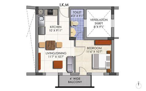 Home Design For 700 Sq Ft 1 Bhk Ground Floor Plan Layout Palm Exotica Floor Plan