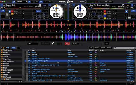 pioneer dj software free download full version for windows 7 download serato dj software and manuals serato com