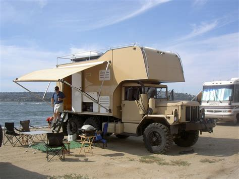 Anyone see this beast? Big 6x6 RV on ebay.   Expedition Portal