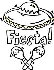 mexican fiesta coloring pages az coloring pages