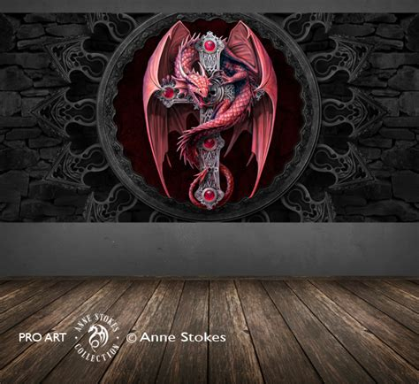 Anne stokes gothic guardian ggaswh001