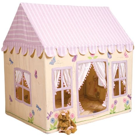 play cottage butterfly cottage playhouse tent playhouse for