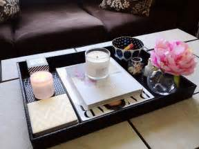 coffee table decor tray best 25 tray styling ideas on coffee table