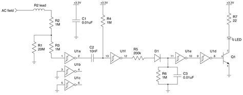 non contact voltage detector circuit diagram piezoelectricity why are non contact voltage detectors
