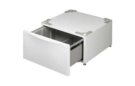 Lg White Pedestal lg wdp4w laundry pedestal white lg usa